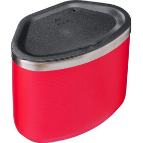 MSR Stainless Steel Insulated Mug Red